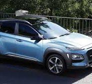 Hyundai Kona eléctrico con 390 kilómetros de autonomía